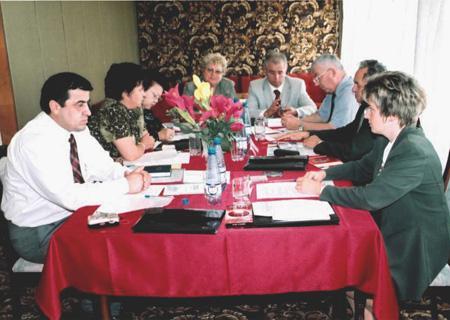 г. Баку, 2003 г. Проведение Совета КПТ