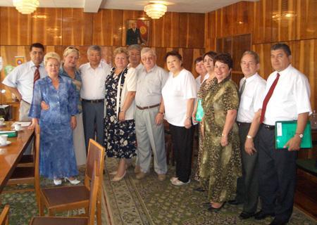 г. Бишкек, 2004 г. Проведение Совета КПТ