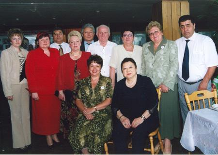 г. Москва, 2005 г. Проведение Совета КПТ
