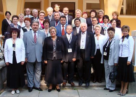 г. Москва, 2007 г. IV съезд КПТ