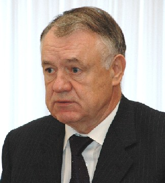 Vladimir Scherbakov, General Secretary of the GCTU
